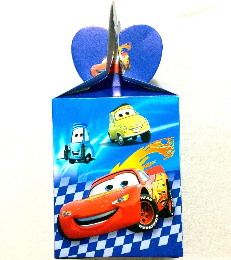Коробка – конфета подарочная Мак квин