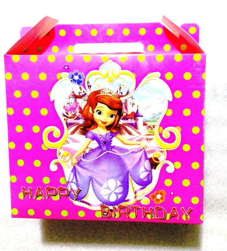 Коробка подарочная София