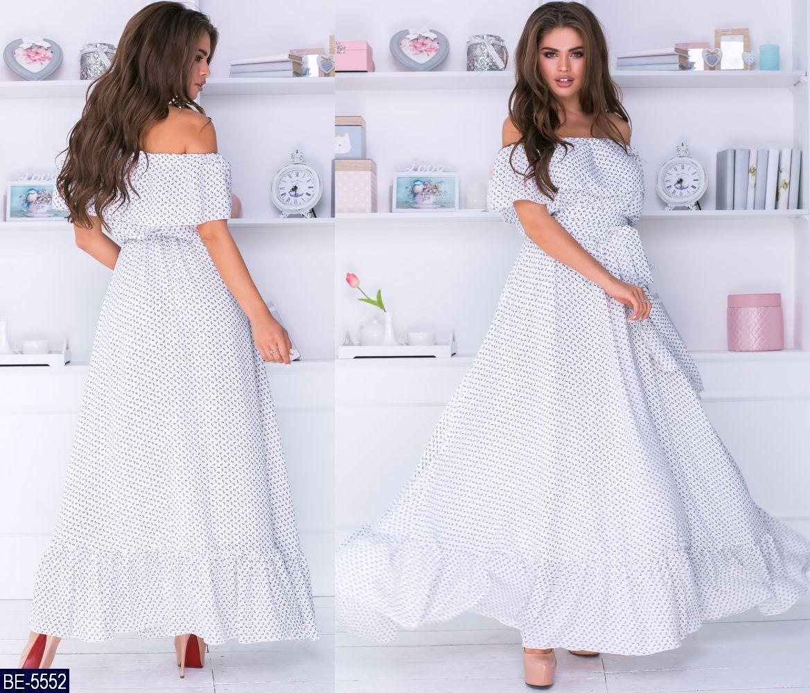 Платье BE-5552