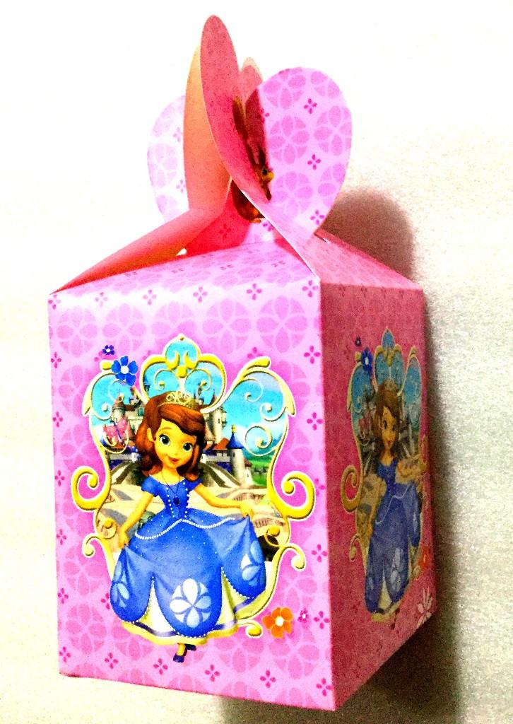 Коробка – конфета подарочная София