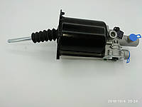 Пневмо гидроусилитель сцепления Супер МАЗ 9700514370. Пневмогидроусилитель ПГУ Супер-МАЗ 970-051-4370
