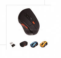 Беспроводная компьютерная оптическая мышь Sertec SW-2214 wireless USB