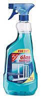 Средство для мытья стёкол, зеркал и пластика G&G, 1л