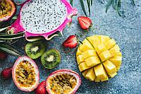 Корисні властивості екзотичних консервованих фруктів