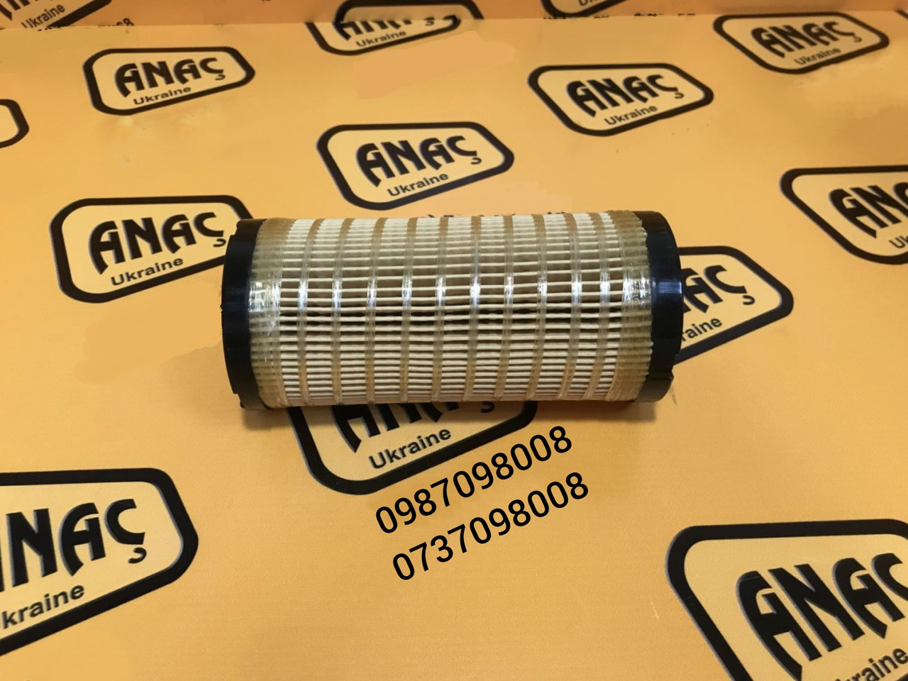 Фильтр топлива на JCB 3CX, 4CX , номер : 32/925423, 26560201