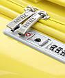 Гигантский пластиковый чемодан Titan SPOTLIGHT FLASH Ti831404-89 102 л, желтый, фото 6
