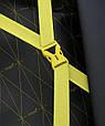 Гигантский пластиковый чемодан Titan SPOTLIGHT FLASH Ti831404-89 102 л, желтый, фото 8