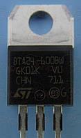 Симистор 600В 25А ST BTA24-600BWRG TO220AB