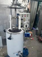 Котел плавитель для сыра кпэ-35 с двумя мешалками, фото 1