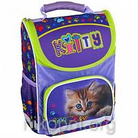 "Рюкзак-коробка ортопедический SMILE ""Котик-Kitty"" 34,5*25,5*13см"