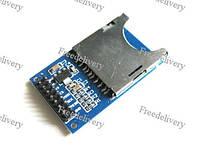 Модуль чтения записи карт SD, кардридер, Arduino