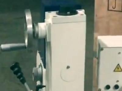 Производительный электродвигатель фрезерного станка Zenitech BFM 25 Vario