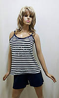 Комплект шорты с карманами и майка 216, фото 1
