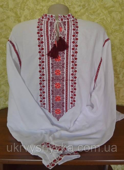 """Вишита сорочка """"Традиційна"""""""