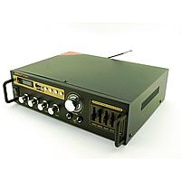 Стерео усилитель мощности звука SN-888BT / Ресивер / Проигрыватель / Тюнер / Аудио усилок громкости
