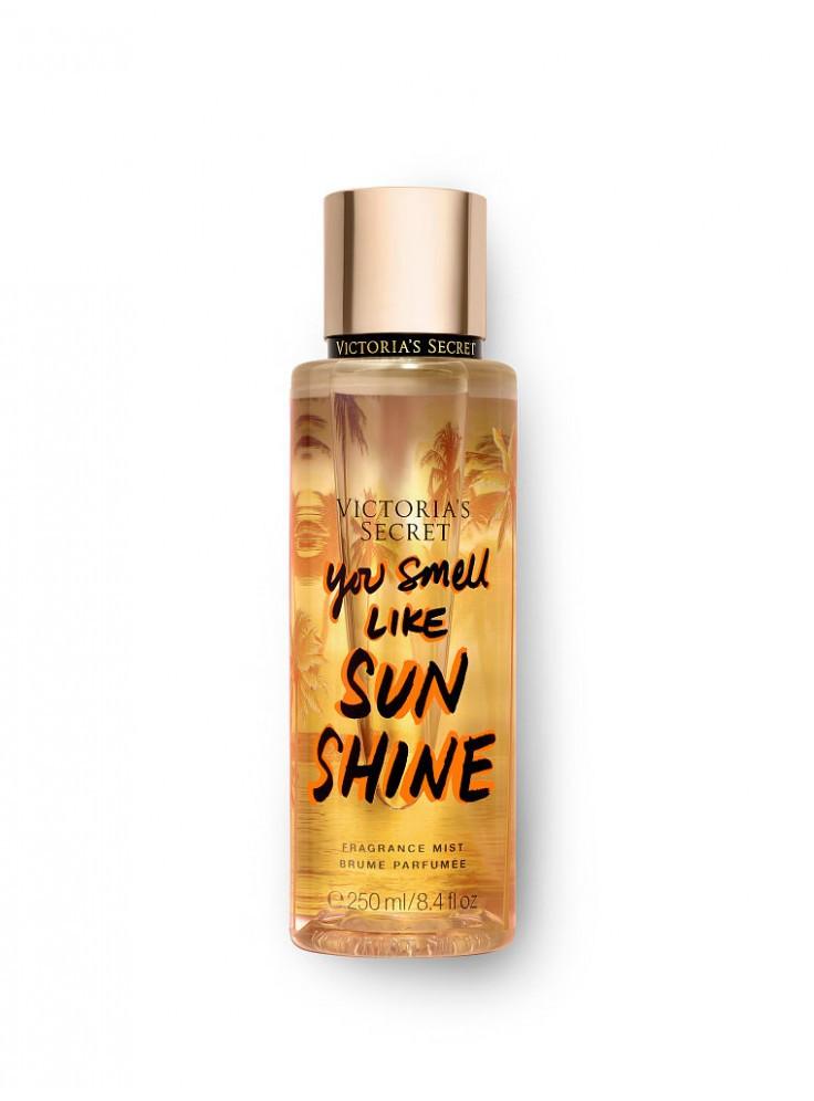 Спрей для тела You Smell Like Sunshine Victoria's Secret