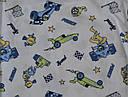 Летняя детская пижама для мальчиков голубая р. 122-128 см (OZTAS, Турция), фото 4