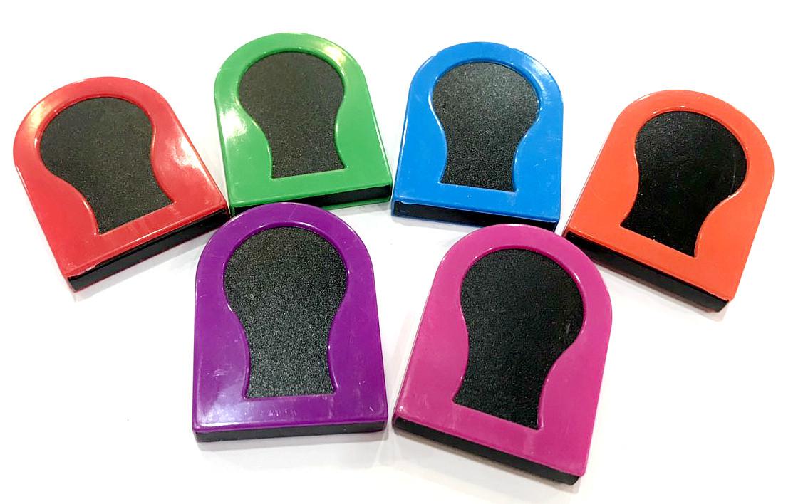 Цветные мелки для волос 5 цветов
