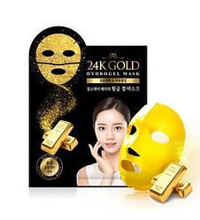 Гидрогелевая Маска Scinic Hydrogel Mask Золото 24 карата