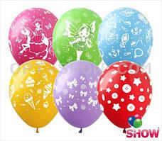 Латексные шары для девочек