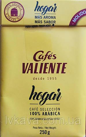 Кофе молотый Cafes Valiente hogar, 250г, фото 2