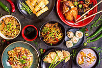Цікаві факти про азіатську кухню