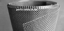 Сетка тканная яч 2,0х2,0 мм, толщина 0,5мм, из нержавеющей стали