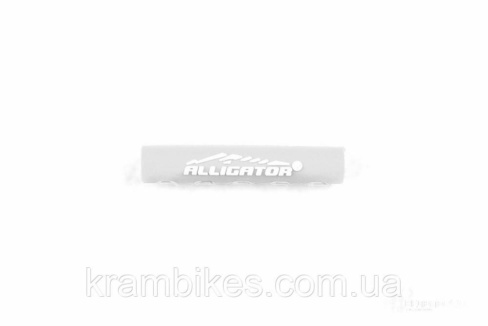 Захист сорочки Alligator - Sawtooth Білий