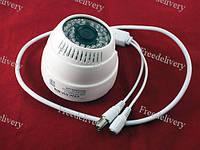 AHD-H камера видеонаблюдения COLARIX CAM-DIF-008, внутр 2Мп f3.6 ИК