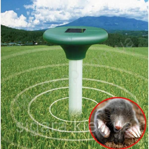 Отпугиватель кротов Solar Rodent Repeller