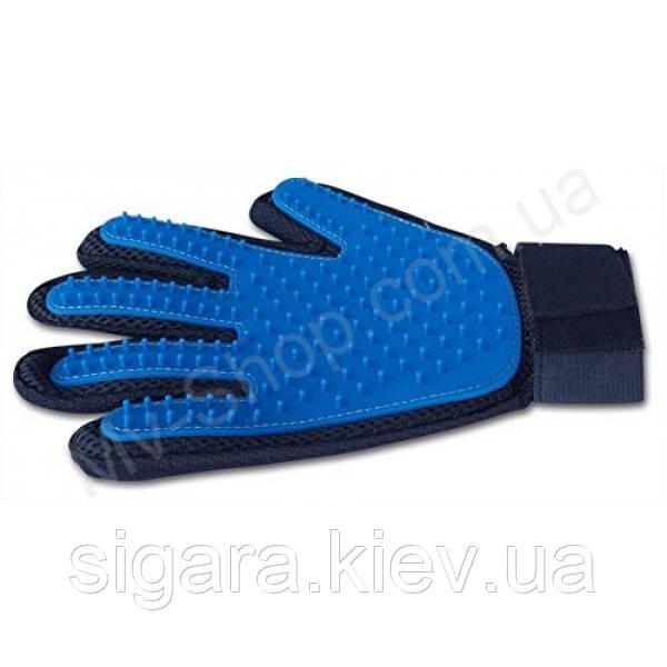 Перчатка для снятия шерсти PET BRUSH GLOVE