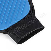 Перчатка для снятия шерсти PET BRUSH GLOVE, фото 2