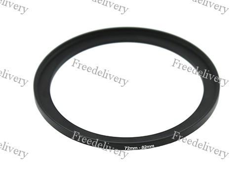 Повышающее степ кольцо 72-82мм для Canon, Nikon