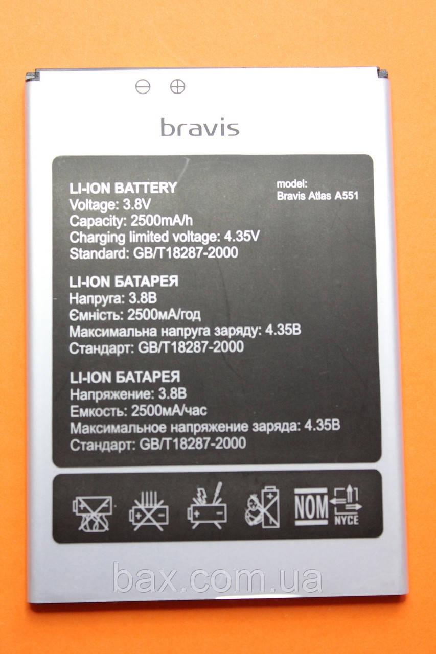 Аккумулятор для Bravis A551 оригинал