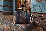 Кожаная сумка для ноутбука, Мужская сумка мессенджер