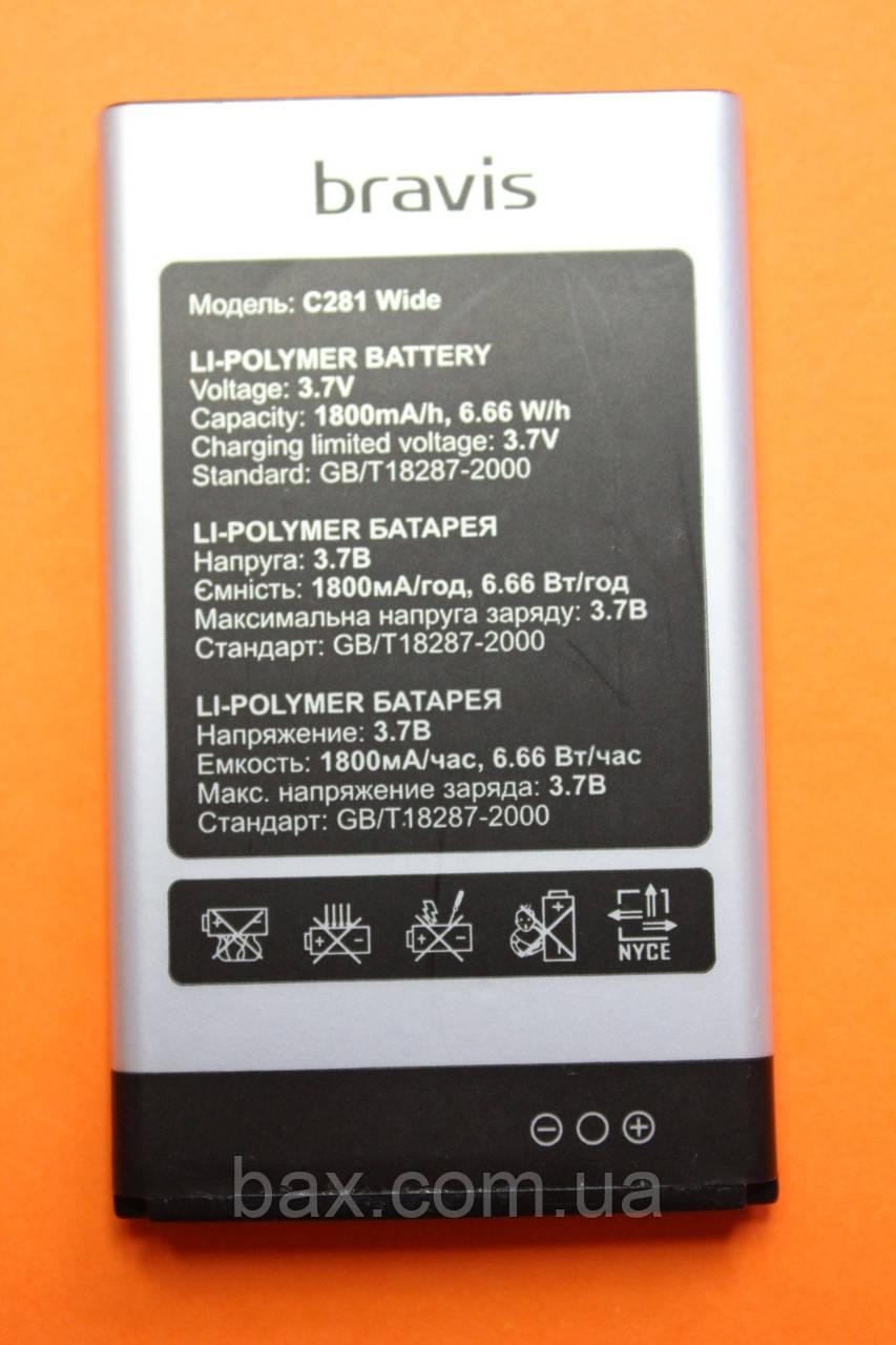 Аккумулятор для Bravis C281 оригинал