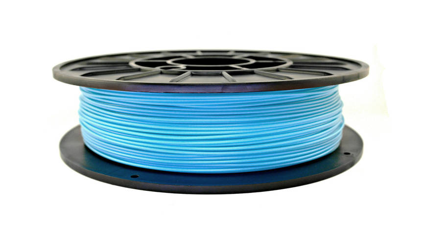 Голубой ABS Premium  (1.75 мм/0.5 кг), фото 2