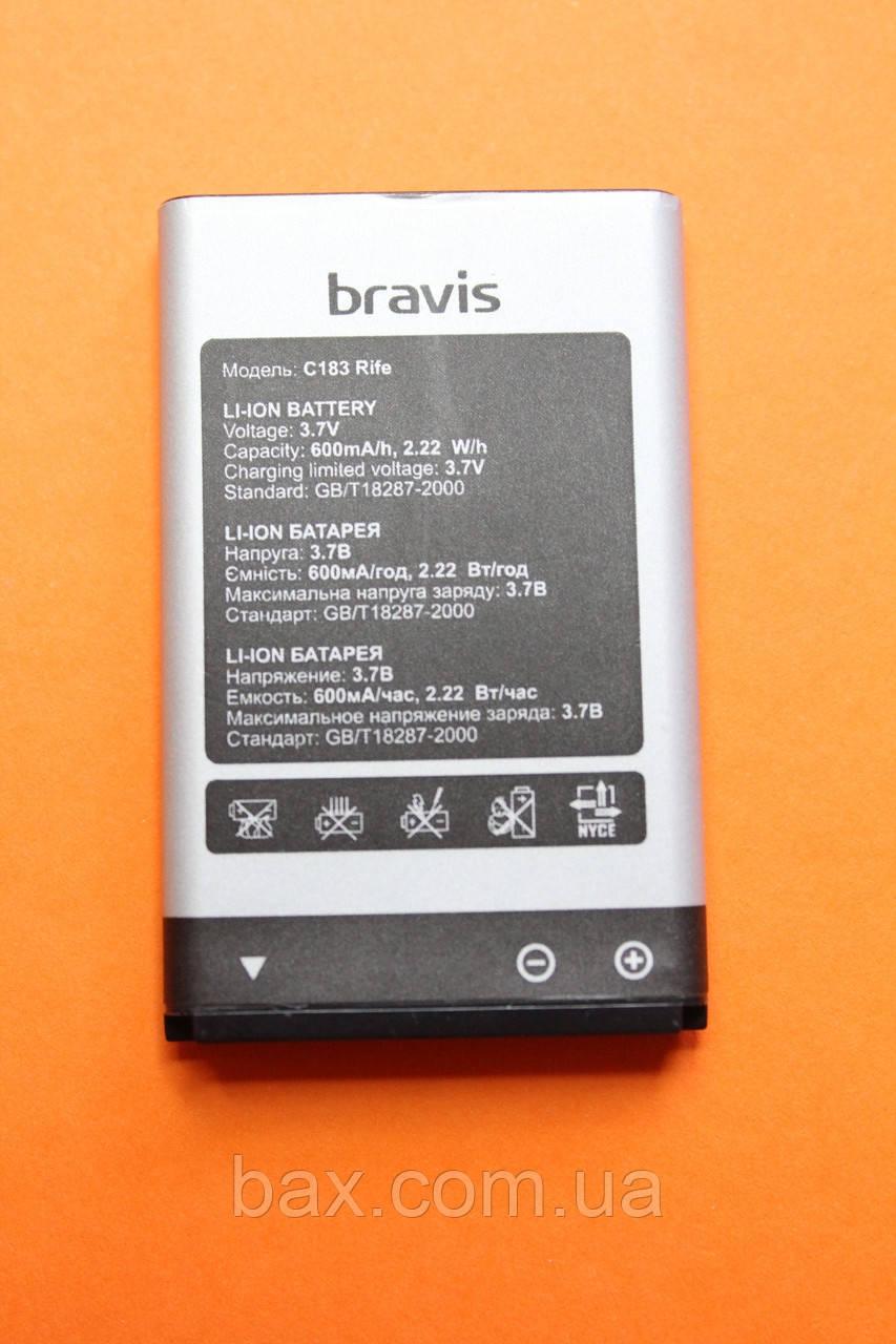 Аккумулятор для Bravis C183 оригинал