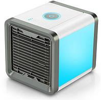 Мобильный кондиционер Arctic Air  охладитель воздуха переносной портативный с питанием от USB Все предложен