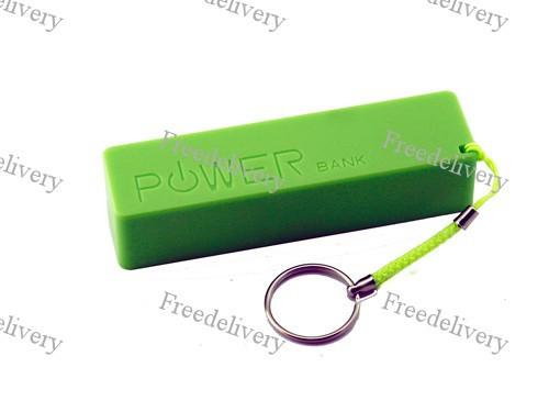 Корпус для Power Bank, внешнего аккумулятора, бокс 18650, брелок