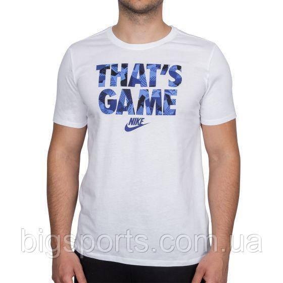 Футболка муж. Nike M Nsw Tee Prnt Pk Game (арт. 834717-101)