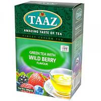 Чай TAAZ Лесная Ягода зеленый 100 гр