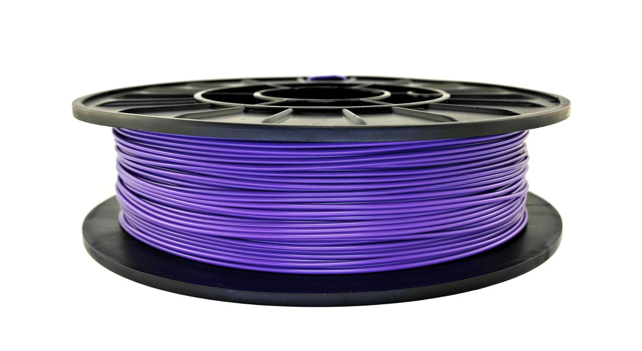 Нить ABS Premium (АБС) пластик для 3D принтера, Фиолетовый (1.75 мм/0.5 кг)