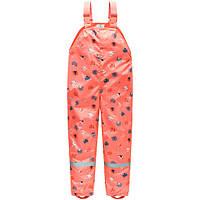 Детские штаны-дождевики для девочки  18-24 месяца