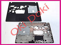 Верхняя крышка для ноутбука Lenovo (G570, G575), black case C plastik version
