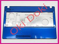 Верхняя крышка для ноутбука Lenovo (G580, G585), blue (metal) C без хрома 60.4sh33.021 60.4SH24002