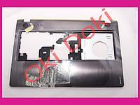 Верхняя крышка для ноутбука Lenovo Y580 case C palmrest AM0N0000500 с тачпадом, фото 1