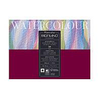 Блок для акварели Fabriano Watercolour Studio 200г/м2 (25%хлопок) 24х32 см Фин 20л склейка по 4 сторонам, фото 1