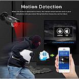 Комплект видеонаблюдения Hiseeu 2ch AHD-2MP 1080P Outdoor (2AHBB12), фото 7
