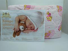 Дитяче ковдру 110*140 Хутряне ОДА